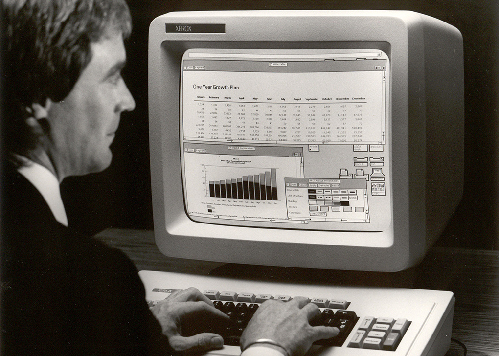 40 years of icons: the evolution of the modern computer interface