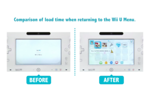 nintendo wii u speed comparison video