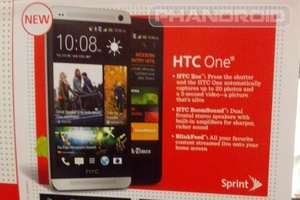 HTC One RadioShack