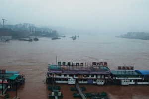 shrinking rivers china lede