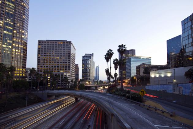 LA combats congestion by
