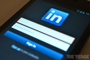 LinkedIn Login
