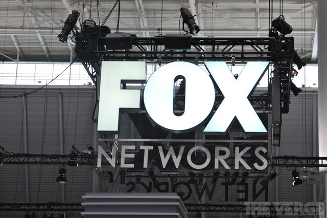 Fox network logo