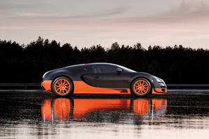 Bugatti Veyron Super Sport