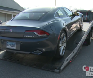 Broken Fisker Karma
