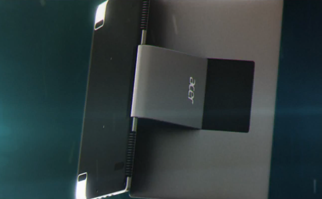 Acer laptop all-in-one transforming teaser