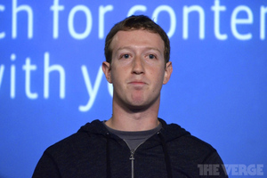 Mark Zuckerberg Facebook Stock