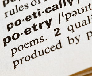 Poetry Shutterstock