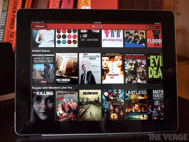 Netflix losing almost 1,800 titles from its streaming library
