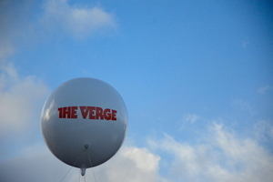verge balloon logo