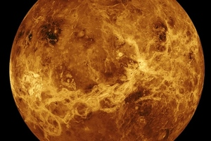 Venus header image (Credit: NASA/JPL)