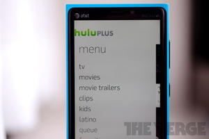 Hulu Plus Windows Phone