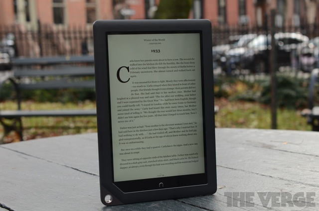 Microsoft reportedly trying to buy Nook ebook ecosystem for $1 billion
