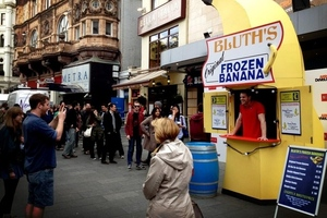 Bluth banana stand