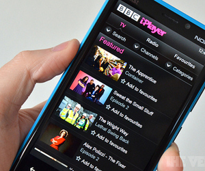 BBC iPlayer Windows Phone