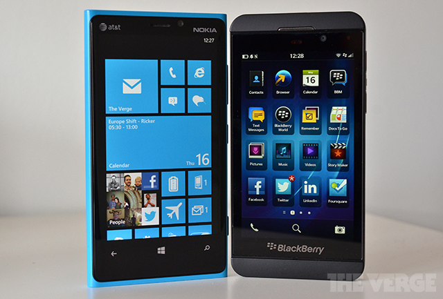 Windows Phone overtakes BlackBerry to claim third place in 2013 smartphone shipments