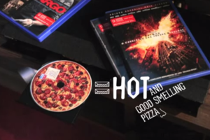 Pizza Hut labels