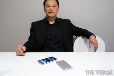 Peter Chou, HTC CEO, stock