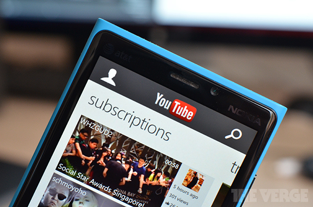 Google co-operates with MS to create a YouTube app for WP