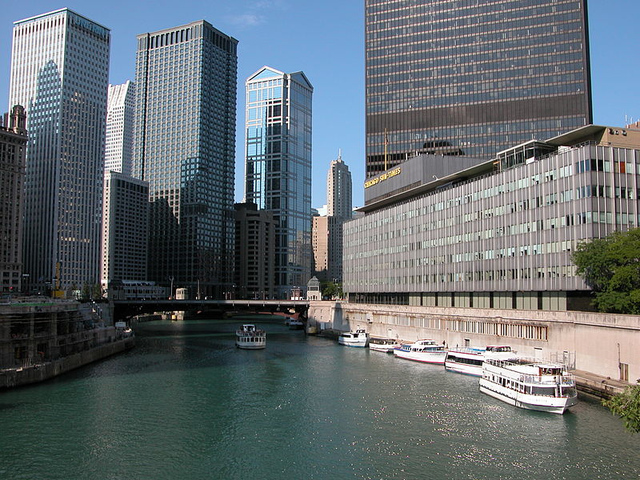 chicago sun-times headquarters (wikimedia)