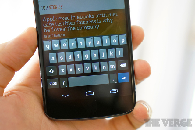 Google Keyboard for Android
