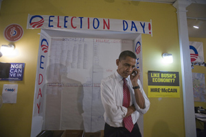 obama election (jim robinson films flickr)