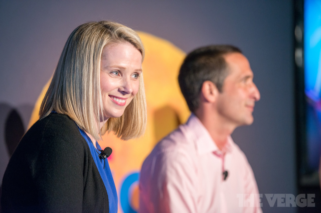 Marissa Mayer Yahoo CEO (STOCK)