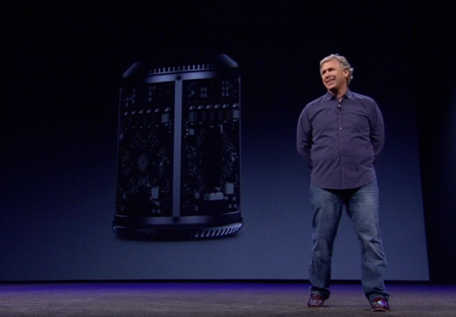 Phil Schiller and the Mac Pro