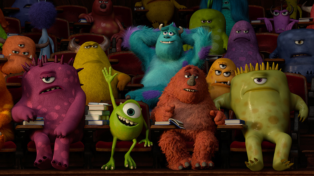Monsters University' review: Pixar makes prequels look easy