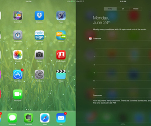 9TO5MAC IOS7 beta 2 ipad screenshots