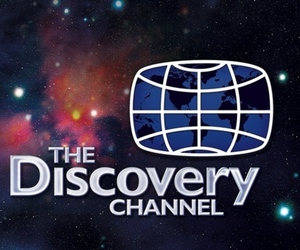 retro discovery channel logo