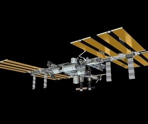 International Space Station 2013