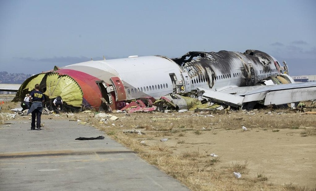 Asiana Flight 214