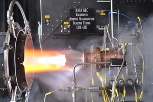 NASA 3D Printed Rocket Injector
