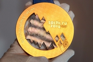 sochi 2014 winter olympics gold medal flickr