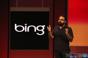 Microsoft Bing corporate VP Gurdeep Singh Pall stock 1020