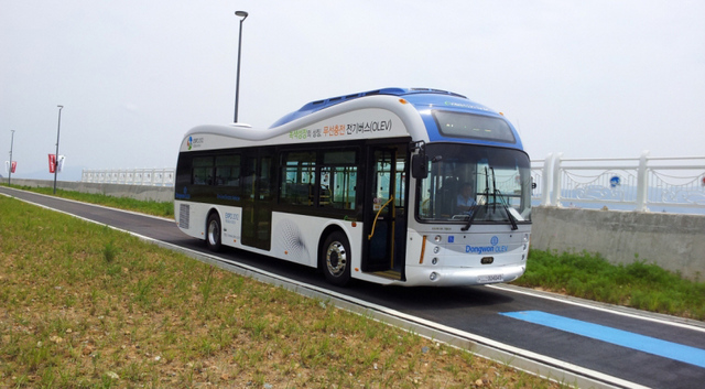 KAIST OLEV Wireless Bus