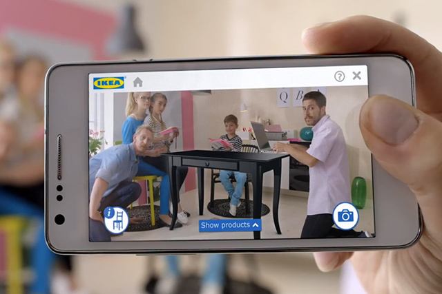 IKEA app projects virtual furniture into your living room | The Verge