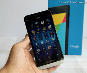 BlackBerry Z30 leak (Channel S)