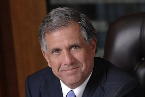 CBS chief Les Moonves