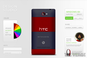 HTC design studio