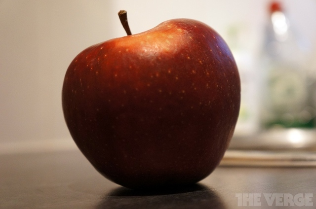 Apple (Verge stock)
