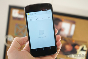 Google Keep for Android