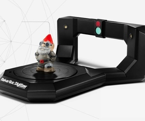 Makerbot Digitizer Gnome