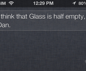 Siri beefs with Google Glass