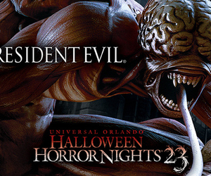 Resident Evil at Halloween Horror Nights