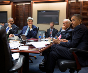 Obama Syria meeting (WH Flickr)