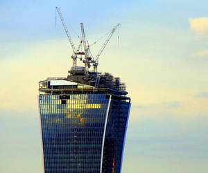 London Walkie Talkie building FLICKR