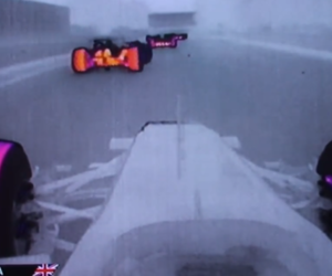 F1 thermal imaging