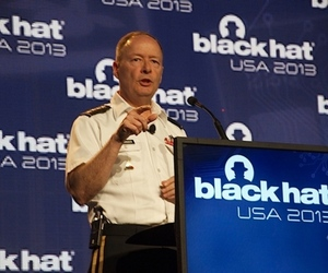 NSA director Gen. Keith Alexander